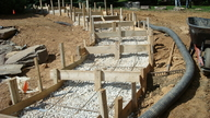 Concrete Construction Subcontractors, Maryland